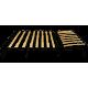 mécanisme SEDAC MERAL ouvert pour la Bz Saumur Matelas 14cm