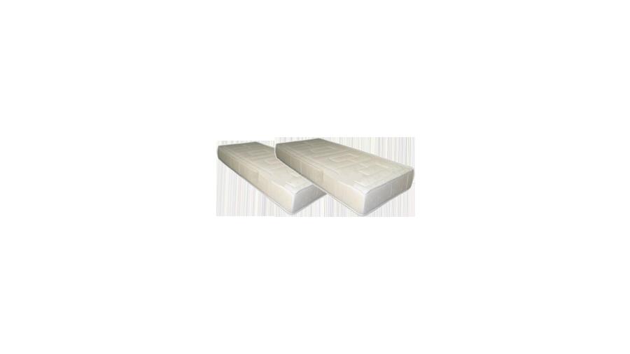 Lit gigogne montpelllier matelas 14cm espace du sommeil for Choix matelas