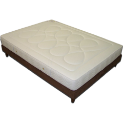 Pack Isis Lift Relaxation  + Matelas Lys 100% latex H.20cm