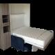 Matelas Biolatex Latex 73kgm3. 10-15cm pour meuble lit.