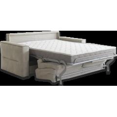 Eulastic HR 43kg/M3 H: 16-18cm pour canapé convertible