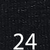 24 noir