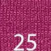 25 fuchsia