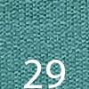 29 vert d'eau