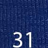 31 bleu azur