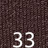 33 marron